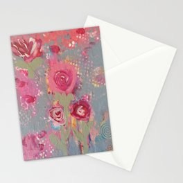 French Peony 333 Stationery Cards