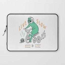 Live Slow Laptop Sleeve