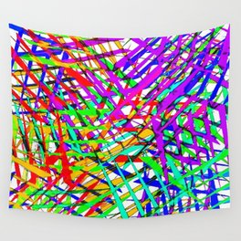 Psicodélico Wall Tapestry