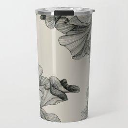 flor pattern Travel Mug