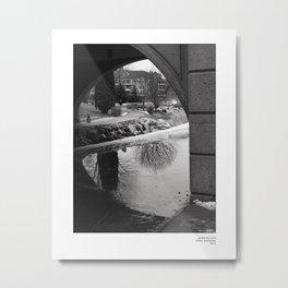 Centennial Arch Metal Print