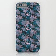 Tiny Flowers Pattern Slim Case iPhone 6s