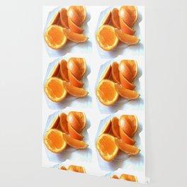 Orange Quarters Wallpaper