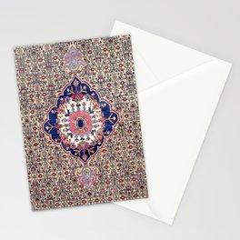Bijar Kurdish Northwest Persian Carpet Print Stationery Cards