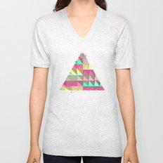 Pyramid Scheme Unisex V-Neck