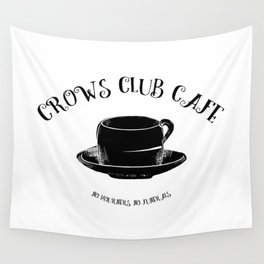Six of Crows Club Wall Tapestry