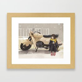 SW-1 Framed Art Print