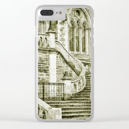 Dundee, Scotland Clear iPhone Case