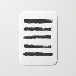 Brush stroke - 02 Bath Mat