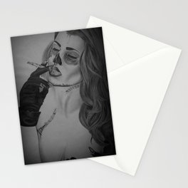 Devines zombies #1 Stationery Cards