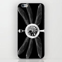 Clockwork iPhone Skin
