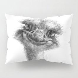 Hello-you ostrich sk130 Pillow Sham