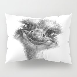 Hello-you ostrich sk130 Pillow Sham
