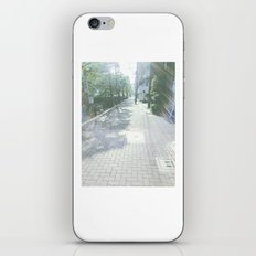 Morning iPhone & iPod Skin