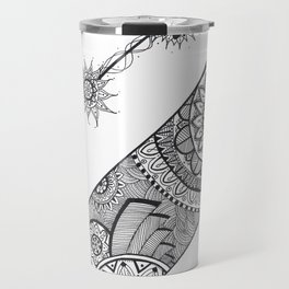 Mandala Travel Mug
