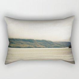 Misty Mountains Rectangular Pillow