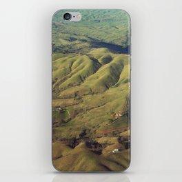 Ridges iPhone Skin