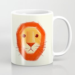 Sad lion Coffee Mug