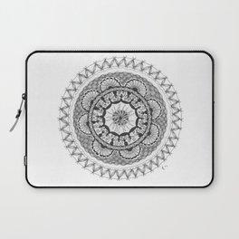 Zendala - Zentangle®-Inspired Art - ZIA 18 Laptop Sleeve