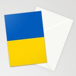 Flag of Ukraine Stationery Cards