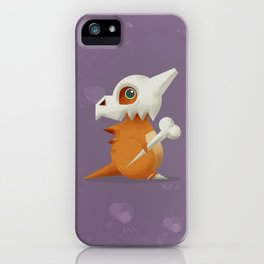104 Cubone iPhone Case