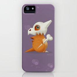 104 Cubone iPhone Case