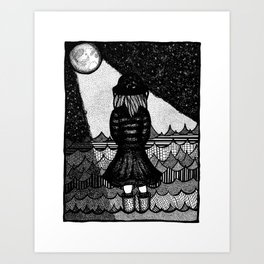 juliet Art Print
