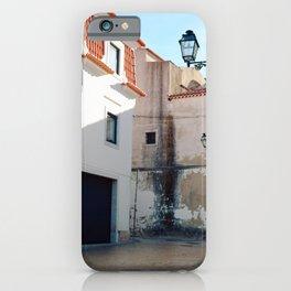 Portugal, Cascais (RR 187) Analog 6x6 odak Ektar 100 iPhone Case