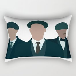 Shelby Brothers series Rectangular Pillow