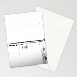 Overflowing lagoon Stationery Cards