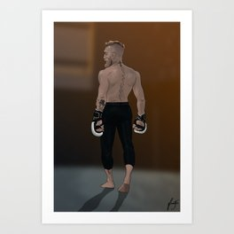 Notorious - Conor McGregor Art Print