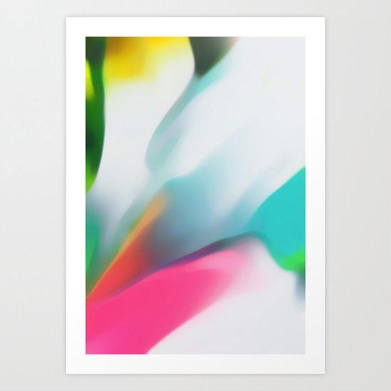 Changing the Rain 03. Art Print