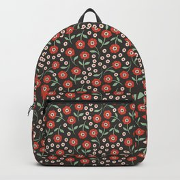 Floral Uno Backpack