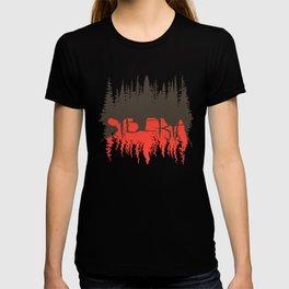 Dark Siberia T-shirt