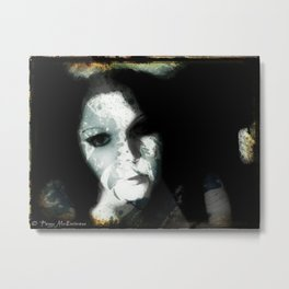 Autobiography: Chapter 3_Tom Paint Rustic Metal Print
