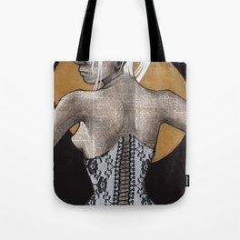Lace II Tote Bag