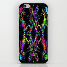 Let the Music GLOW iPhone & iPod Skin