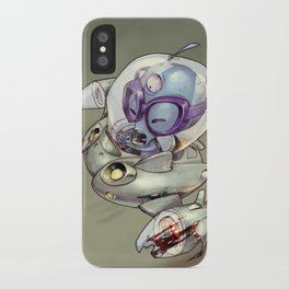 Bad day iPhone Case