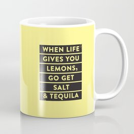 Lemons. Coffee Mug
