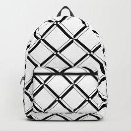 optical pattern 22 Backpack