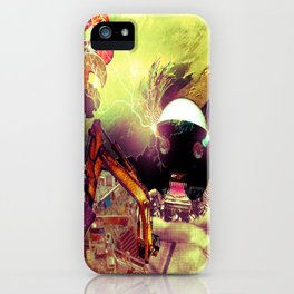 Hoo son, we have a problem! iPhone Case