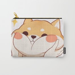 Shiba Inu Carry-All Pouch