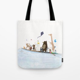 big surf time Tote Bag