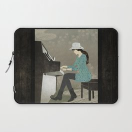 Piano Player Laptop Sleeve