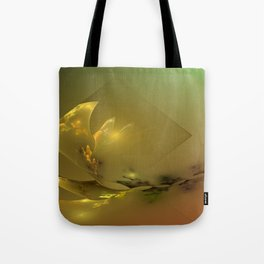 Light's coming Tote Bag