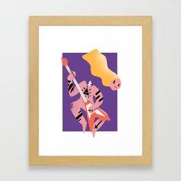 Rocker Framed Art Print