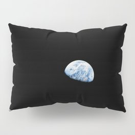 Apollo 8 - Iconic Earthrise Photograph Pillow Sham