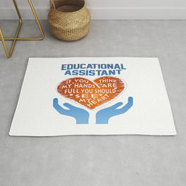 Educational Assistant Rug