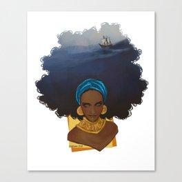 I like big boats, I cannot lie Canvas Print