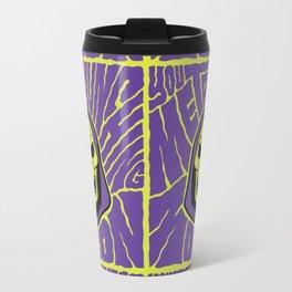Metal Muncher Travel Mug